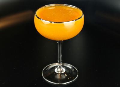 Pumpkin Old Fashioned