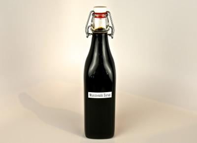 Muscovado Simple Syrup