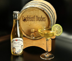 Barrel-Aged Margarita
