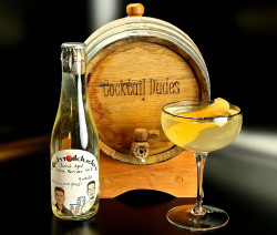 Barrel-Aged Corpse Reviver #2