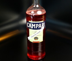 Coconut Oil-Washed Campari
