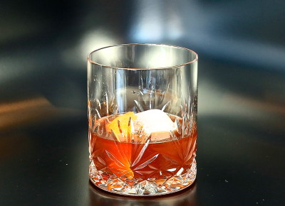 Breakfast Boulevardier