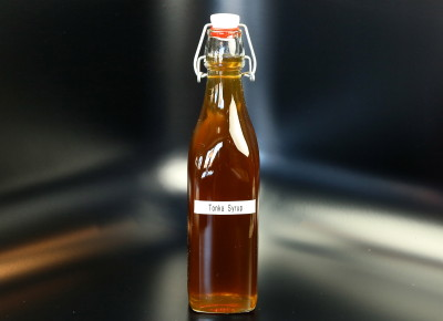 Tonka Bean Syrup