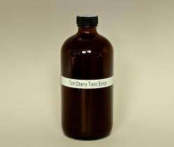 Tart Cherry Tonic Syrup
