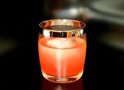 Tart Cherry Gin & Tonic