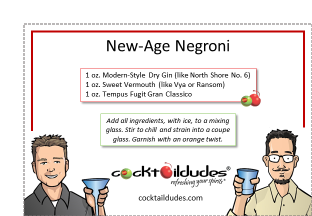 no way no how learn about the history of the negroni by watching our ...
