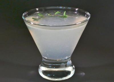 Elderflower Thyme Margarita