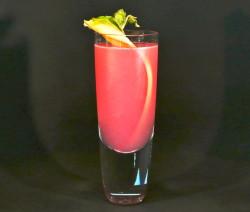 Rhubarb Cosmopolitan