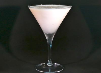 Grandma's Cherry Rhubarb Pie Martini