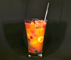 Sparkling Fruit Slush