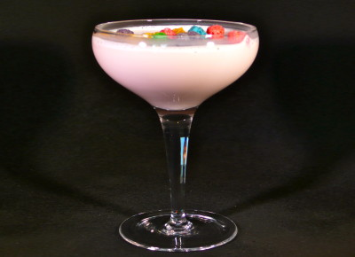 Captain Crunch Martini