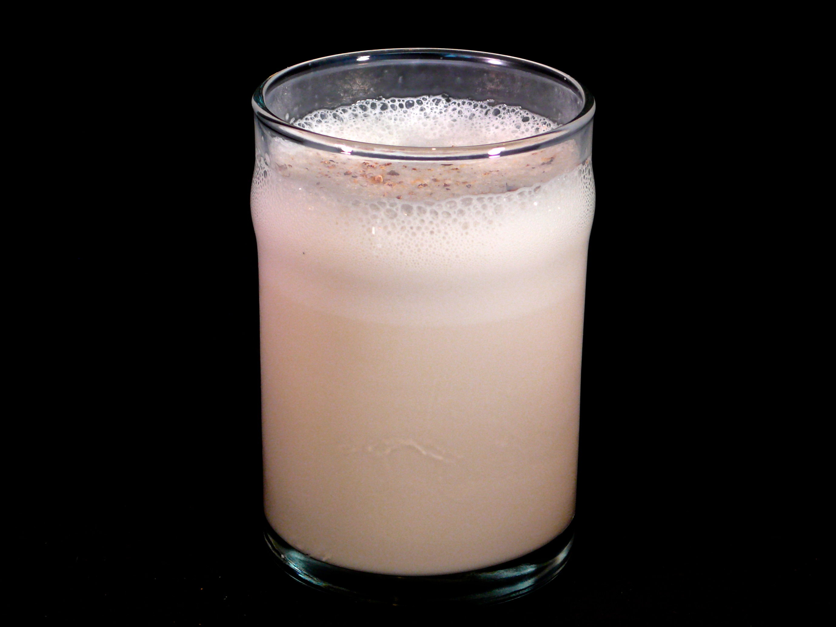 Bourbon Milk Punch | cocktaildudes