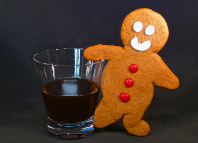 Gingerbread Man-Hattan