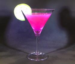 Prickly Pear Cactus Martini