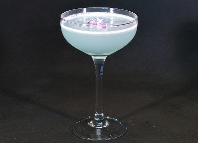 Lilac Gimlet