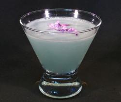 Lilac Margarita